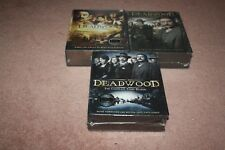 Deadwood: Season 1. 2 & 3 DVD *Brand New Sealed*
