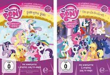 8 DVDs * MY LITTLE PONY - FREUNDSCHAFT IST MAGIE  STAFFEL 1+2 IM SET # NEU OVP &