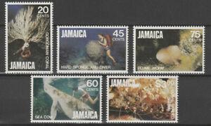 JAMAICA MARINE LIFE (523-7) NH. SCV 5.15