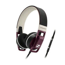 Sennheiser URBANITE I Plum On-Ear Headphone Headset Foldable For Apple Products