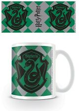 Official Harry Potter Slytherin House Crest Mug Magic Wizard Film HP Gift