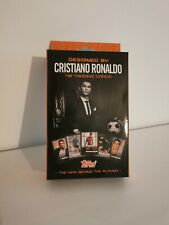 Cristiano Ronaldo Curated Set Topps *Sealed* The Man behind the Player 1:20 Auto