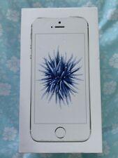 Apple iPhone SE - 32GB - Silver (Unlocked) - Please See Description