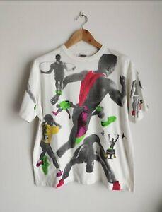 Rare Vintage Nike x Bo Jackson 90's t-shirts Running Football