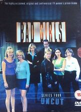 BAD GIRLS  COMPLETE SERIES 4 UNCUT DVD (5-DISC SET)
