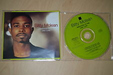 Bitty Mclean - Dedicated to the one i love. CD-Maxi (CP1710)