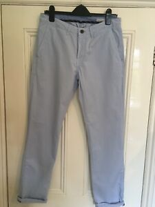 ben sherman chinos 32 Pale Blue