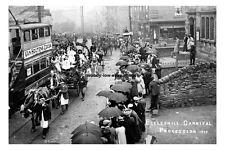 pt0397 - Eccleshill Carnival 1907 , Yorkshire - photo 6x4