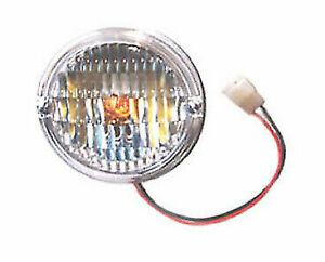 Omix-ADA Park Lamp Assembly Clear Lens for Jeep CJ5 CJ7 CJ8 1976-1986 12405.06