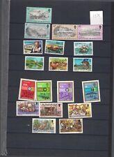 1982 MNH, year/jaargang, Guernsey, GB, UK, channel Islands, postfris