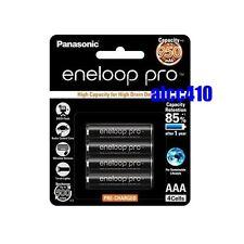 Panasonic Eneloop Pro 950mAh AAA Rechargeable Battery Precharge  BK-4HCCE 4pcs