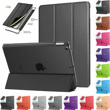 Smart Case For Apple iPad Mini 1st 2nd 3rd 4th & 5th Gen Auto Wake/Sleep Cover