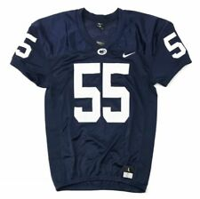 PENN STATE NITTANY LIONS #17 NIKE REPLICA FOOTBALL JERSEY YOUTH L XL NWT BLUE