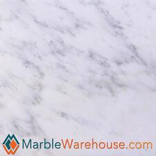 "CALACATTA CHIARA 12""x 12""- WHITE MARBLE TILE & FLOORING"