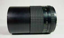 PENTACON MC PRAKTICAR Vintage Camera Lens F/2.8  135 MM Mount Praktica
