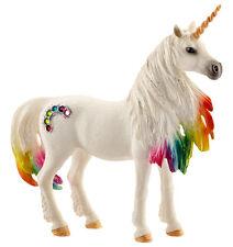 Schleich Bayala 70524 Rainbow Unicorn Toy, Mare
