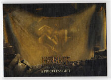 The Hobbit The Battle of the Five Armies - Base Card 40 Canvas Parallel 49/75