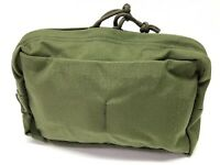 Eagle Industries DFLCS Horizontal Utility Pouch OD Olive Drab MOLLE DF-LCS MMP