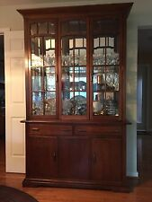 Maple Traditional China Cabinets  cb213c13f