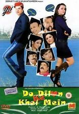 DO DILON KE KHEL MEIN - RAJESH KHANNA - NAUSHEEN - BRAND NEW BOLLYWOOD DVD