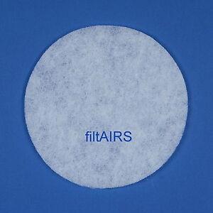 5 Filter Ersatzfilter Staubfilter für Lunos ALD-R 160  9/FIB-2 037 192