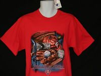 NEW Philadelphia Phillies Baseball T-Shirt Pullover Top Shirt Men's Size L XL