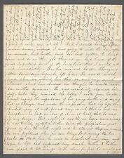Elinor Ellie Junkin Jackson 4+pg 1848 Lexington VA Stonewall Jackson First Wife