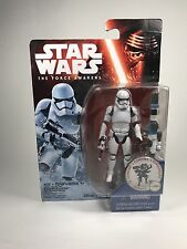 """Star Wars: The Force Awakens 3.75"""" Action Figure - First Order Stormtrooper"""