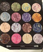Avon Mark Daydream Of Glam Eye Shadow Palette 16 Wet/Dry Metallics New!