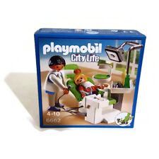 Playmobil Dentist with Patient Dentista con Paciente 6662 Hospital Doctor Child