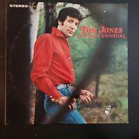 "Tom Jones ""It's Not Unusual"" Vinyl Record LP"