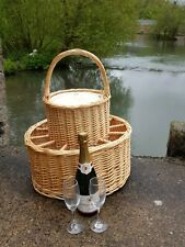 Cool Celebration Garden Party Hamper Basket