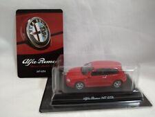 KYOSHO 1/64 Alfa Romeo 147 GTA Diecast Model Car No Box F/Shipping  F/Japan