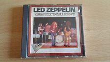 LED ZEPPELIN - COMMUNICATION BREAKDOW - CD