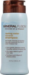Lasting Color Shampoo by Mineral Fusion, 8.5 oz
