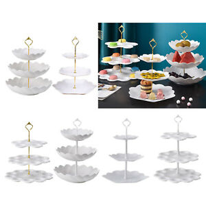 Cake Stand Dessert Table Fruits Catering Parties Display Stands Wedding