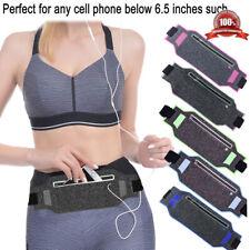 Sports Gym Waist Belt Bag Case Cover Holder Running Jogging Bags For cell Phone