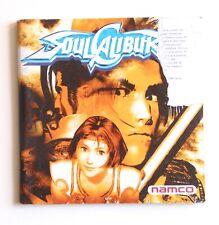 Notice Soulcalibur Sega Dreamcast