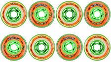 Revision Wheels Inline Roller Hockey Flex XS 76A (8-Pack)