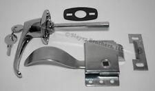 Cab Door Repair Kit! Handle, RH Latch, Gasket & Striker Plate - FREE US SHIPPING