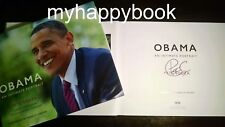 SIGNED Obama an Intimate Portrait by Pete Souza, autographed, new, president