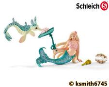 Schleich Sirena Michelle juguete de plástico sólido Marina Mar Fantasía Figura * NUEVO 💥