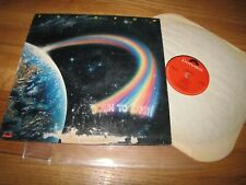 RAINBOW - DOWN TO EARTH - POLYDOR RECORDS LP