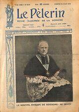 Cardinal Charles-Henri-Joseph Binet archevêque de Besançon 1920 ILLUSTRATION