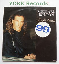"MICHAEL BOLTON - Drift Away - Excellent Condition 7"" Single Columbia 6588657"