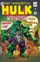 The Immortal Hulk #33  Marvel Comic Book Variant 2020 NM