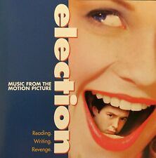 ELECTION Soundtrack CD Brand New And Sealed