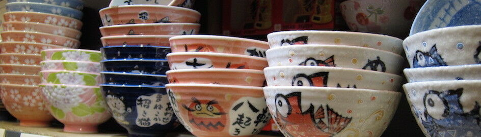 Lovely Crockery and Oriental Gifts