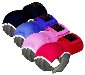 BOOM Boxing Gel Gloves Hand Wraps Punch Bag Inner Glove MMA Martial Arts Gear