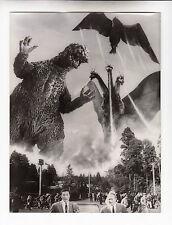 """Befehl aus dem Dunkel"" (Pressef. '65)- Inoshiro Honda / Toho / Horror / Saurier"